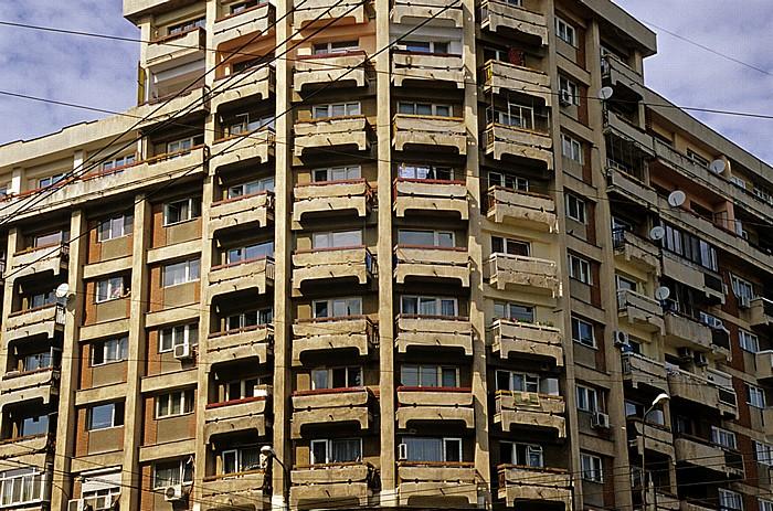 Bukarest Carol I Boulevard