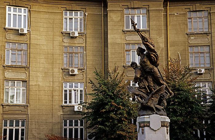 Bukarest Walter-Maracineanu-Platz
