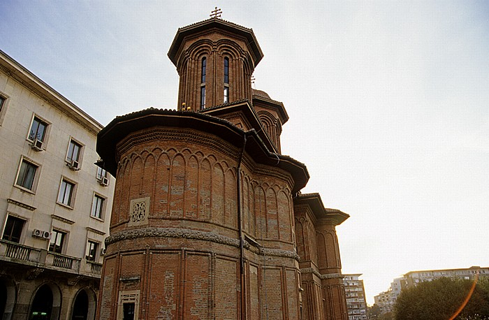 Bukarest Kretzulescu-Kirche