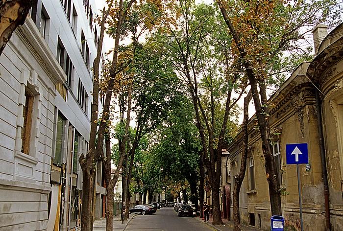 Bukarest Strada Alexandru Dornici