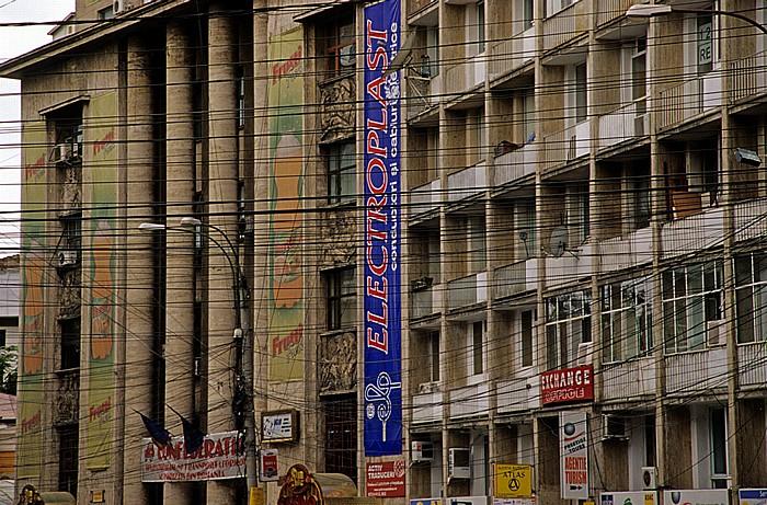 Bukarest Bulevardul Gheorghe Magheru
