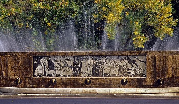 Bukarest Soseaua Bucuresti-Ploiesti: Fântâna Miorita