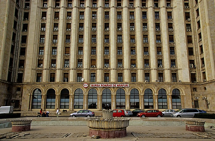 Bukarest Pressehaus (Casa Presei Libere)