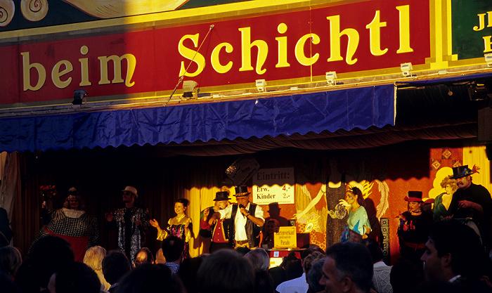 Theresienwiese: Oktoberfest: Der Schichtl München