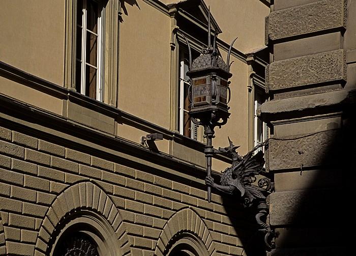 Florenz Via degli Strozzi