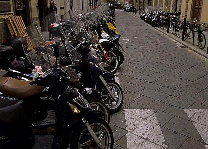 Florenz Via de' Pescioni