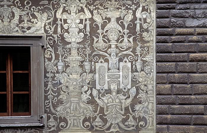Florenz Palazzo Sertini