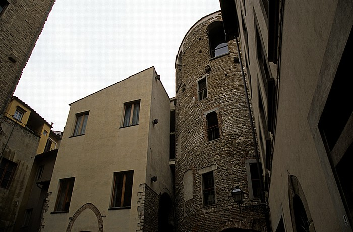 Florenz Piazza Santa Elisabetta: Torre della Pagliazza