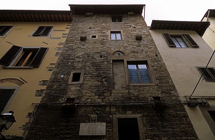 Florenz Via del Corso: Torre dei Donati