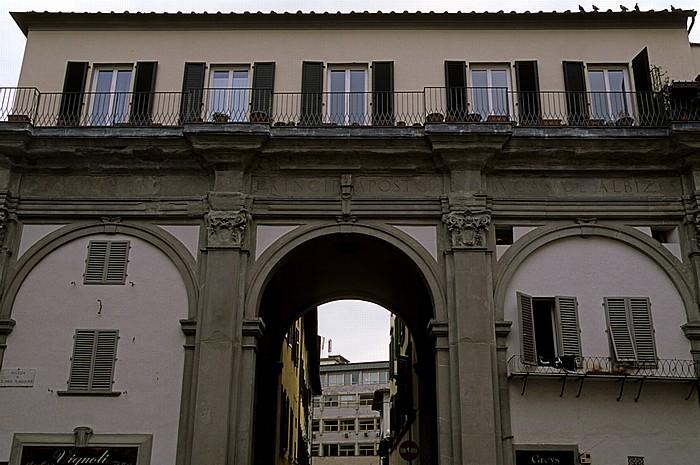 Florenz Ehem. Chiesa di San Pier Maggiore
