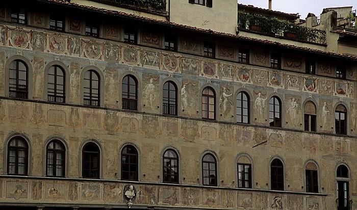 Florenz Piazza Santa Croce: Palazzo dell' Antella