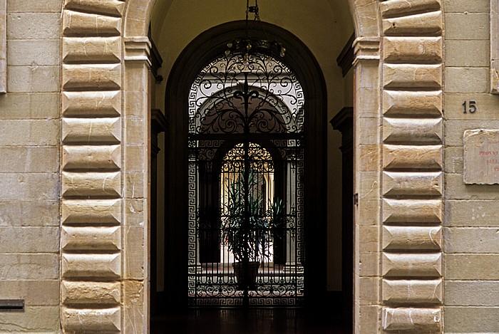 Florenz Via dei Servi: Palazzo Niccolini