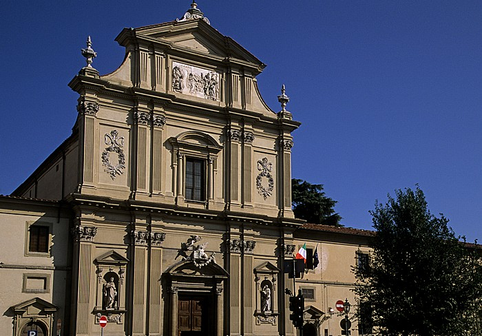 Florenz Piazza San Marco: Basilica di San Marco