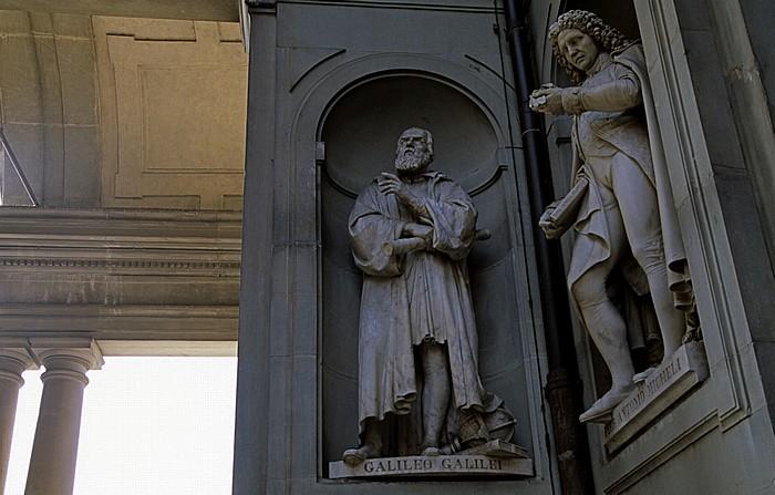 Florenz Galleria degli Uffizi (Uffizien)