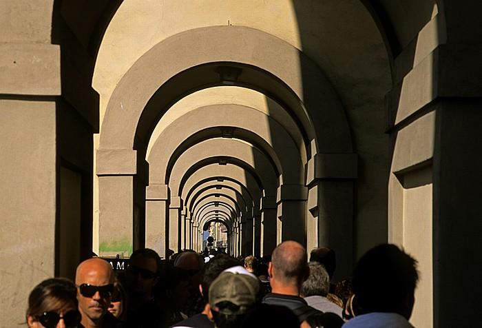 Florenz Lungarno degli Archibusieri