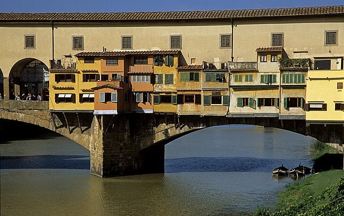 Florenz Arno, Ponte Vecchio