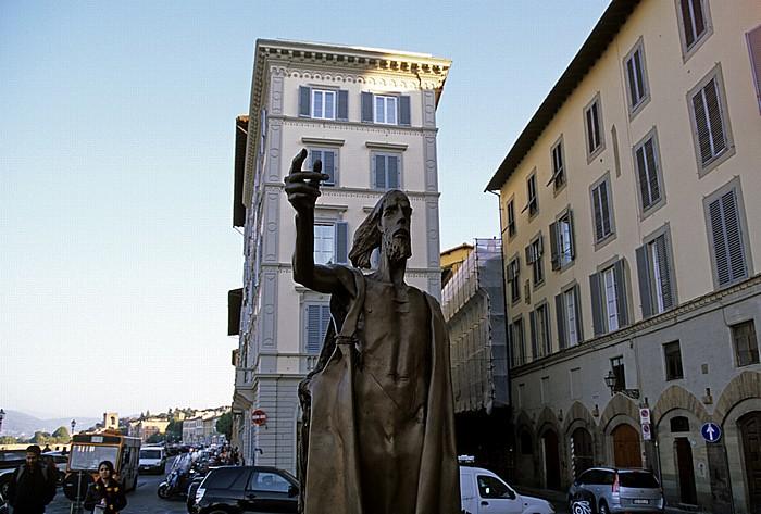 Florenz Piazza Santa Maria Soprarno