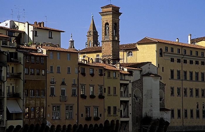Florenz Oltrarno: Chiesa di San Jacopo Soprarno Basilica di Santo Spirito