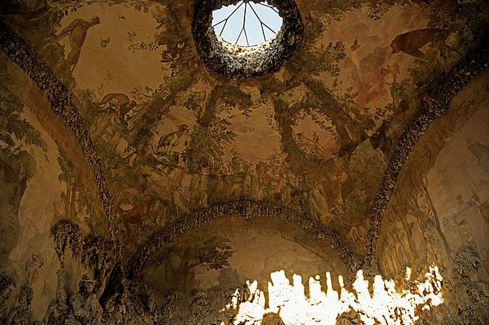 Florenz Boboli-Garten (Giardino di Boboli): Grotte von Buontalenti (Grotta del Buontalenti)