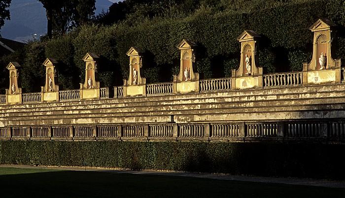 Florenz Boboli-Garten (Giardino di Boboli): Amphitheater