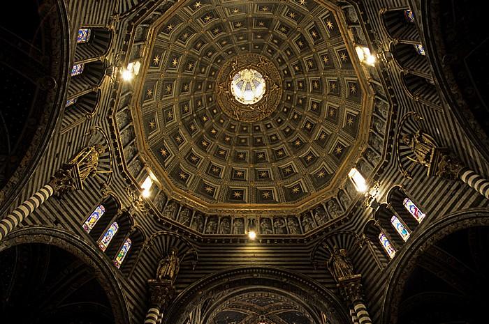 Siena Dom (Cattedrale di Santa Maria Assunta): Kuppel