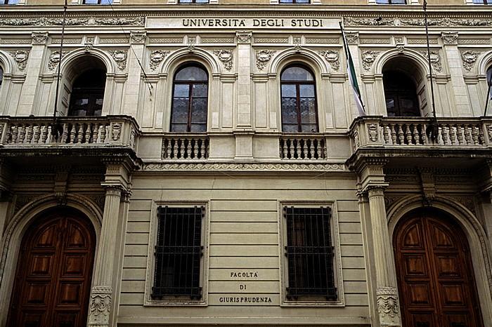 Pisa Palazzo della Sapienza: Universität (Facoltà di Giurisprudenza)