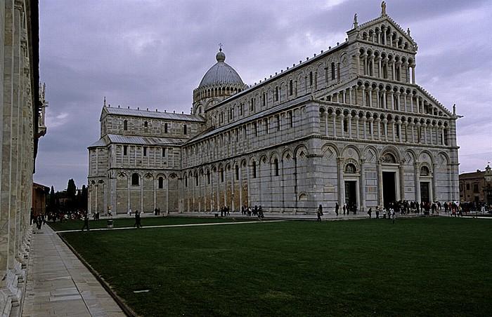 Pisa Piazza dei Miracoli (Piazza del Duomo): Dom (Duomo di Santa Maria Assunta) Camposanto Monumentale