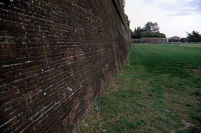 Befestigungswall (Mura di Lucca) Baluardo San Colombano