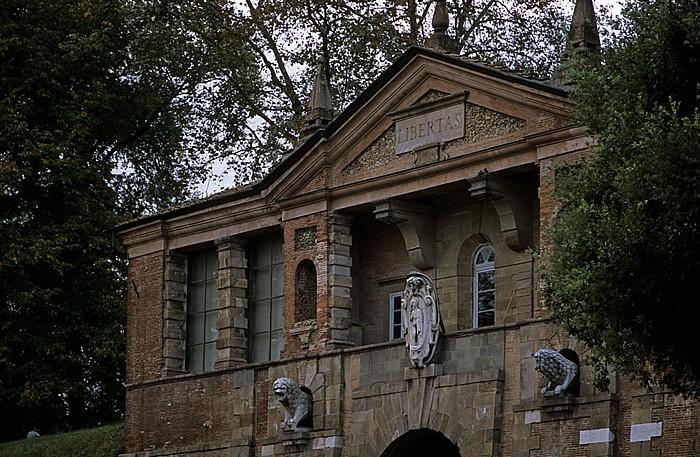 Befestigungswall (Mura di Lucca): Porta Santa Maria