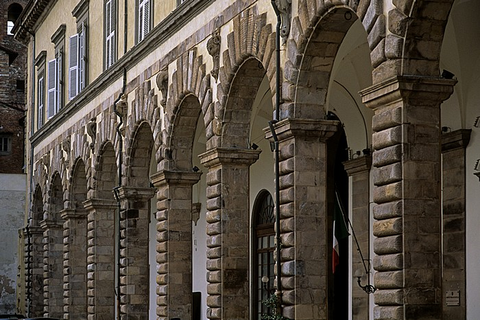 Lucca Palazzo Ducale