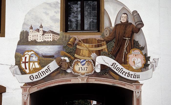 Schlehdorf Gasthof Klosterbräu