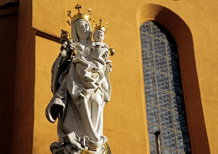 Ingolstadt Franziskanerkirche Mariä Himmelfahrt