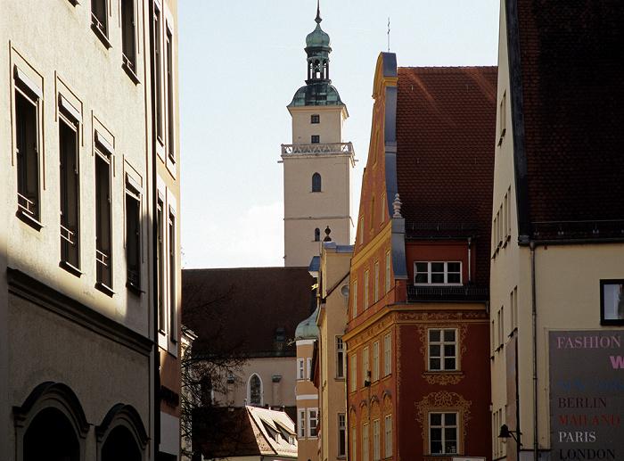 Ingolstadt Am Stein, St.-Moritz-Kirche (Moritzkirche, Untere Pfarr)
