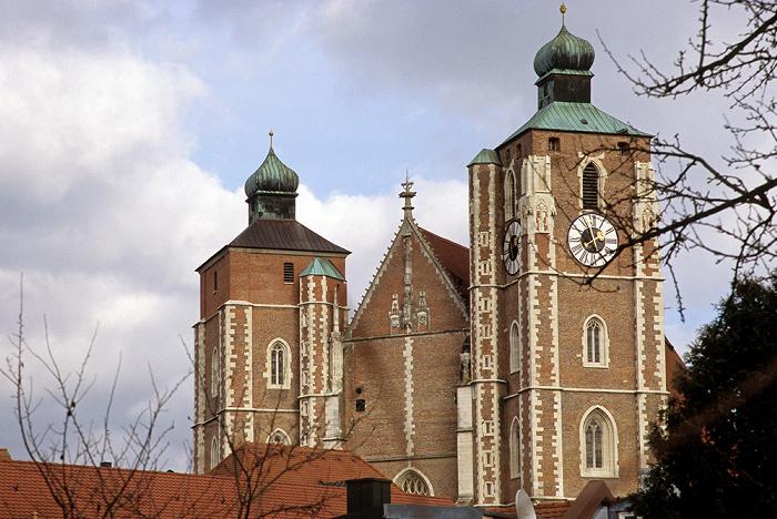 Ingolstadt Liebfrauenmünster (Münster Zur Schönen Unserer Lieben Frau)