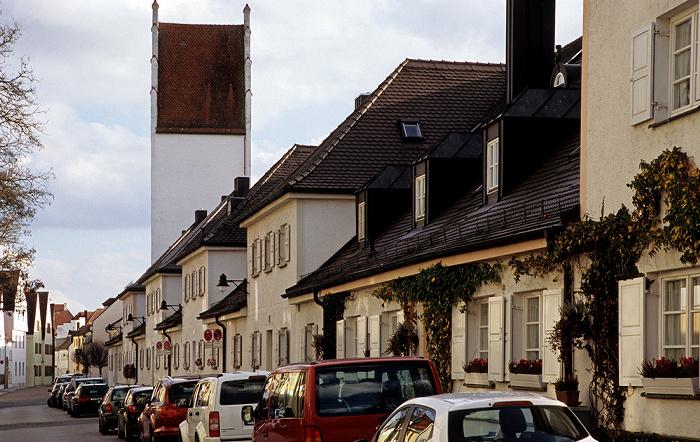 Ingolstadt Anatomiestraße, Taschenturm (Taschentorturm)