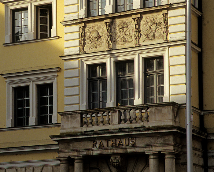 Ingolstadt Altes Rathaus