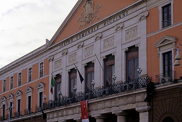 Bari Corso Vittorio Emanuele II: Teatro Piccinni