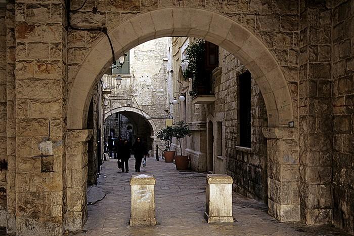 Bari Centro Storico: Due Archi