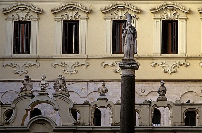 Bari Centro Storico: Largo San Sabino