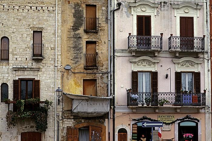 Bari Centro Storico: Piazzale Monsignor Michele Mincuzzi