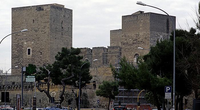 Bari Centro Storico: Castello Normanno-Svevo