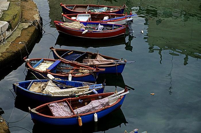 Giovinazzo Hafen