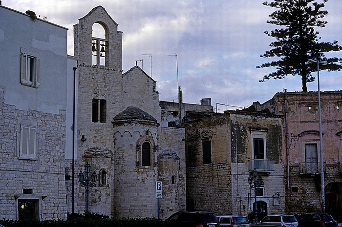Trani Chiesa di Ognissanti