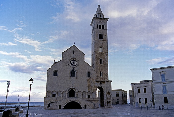 Trani Cattedrale di San Nicola Pellegrino