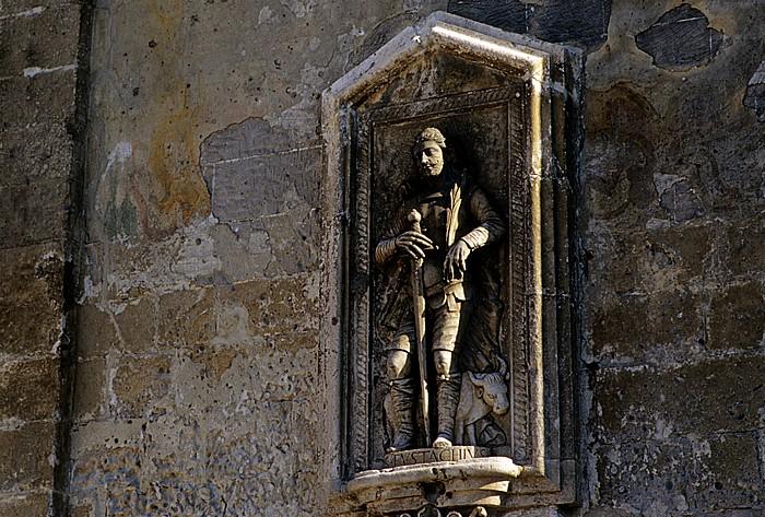Matera Cattedrale della Madonna della Bruna e di Sant' Eustachio