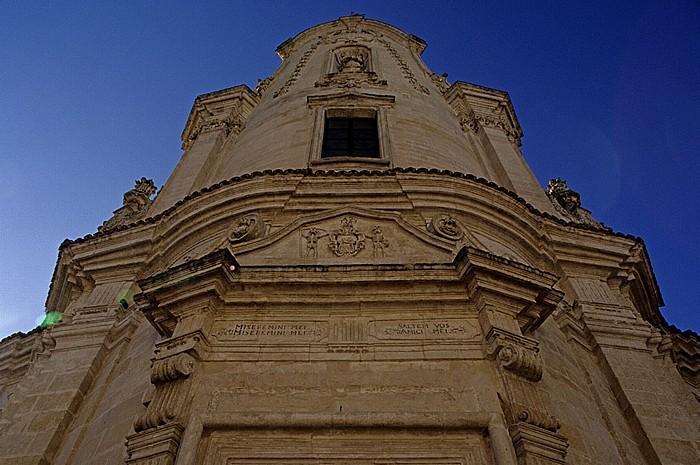 Matera Rione Piano: Chiesa del Purgatorio
