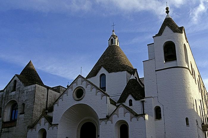 Alberobello Chiesa di Sant' Antonio