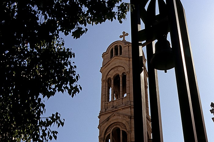 Griechische Altstadt: Phaneromeni-Kirche Nikosia