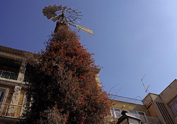 Nikosia Griechische Altstadt: Phaneromeni-Platz