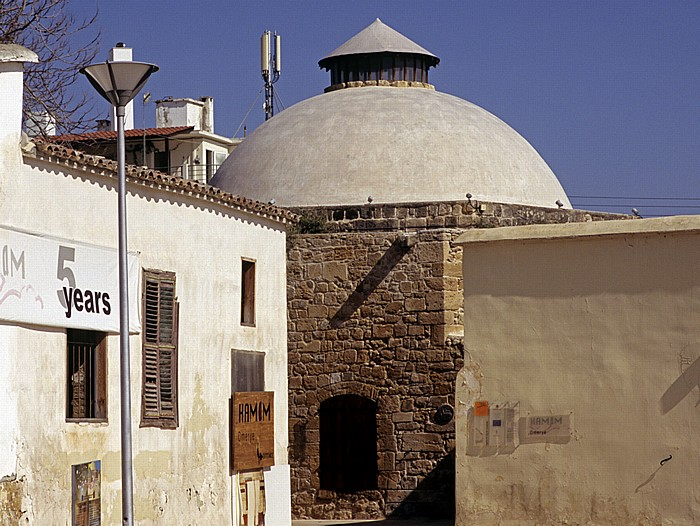 Nikosia Griechische Altstadt: Omeriye-Hamam